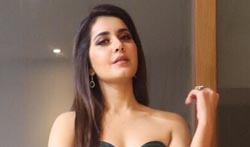 Rashi Khanna at Filmfare - Pictures