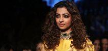 Radhika Apte walks the ramp for Shailesh Singhania at Lakme Fashion Week 2017