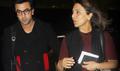 Ranbir Kapoor leaves for London with his mother Neetu Kapoor