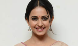 Rakul Preet Singh RRVC Interview - Pictures