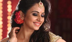 Rakul Preet Singh Stills from Winner - Pictures