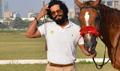 Randeep Hooda at Polo Arc Match