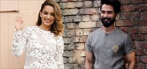 Rangoon promotions by the cast at Mehboob Studio
