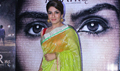 Raveena Tandon at the trailer launch of 'Maatr'