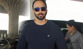 Rohit Shetty snapped at the airport