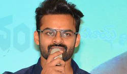 Sai Dharam Tej Karunakaran Film Launch - Pictures