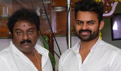 Sai Dharam Tej Vinayak Film Launch - Pictures