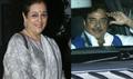 Shatrughan Sinha and Poonam Sinha at Noor Screening