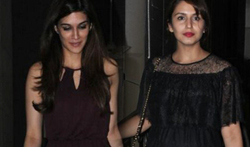 Kriti Sanon, Huma Qureshi and others grace Sushant Singh Rajput's birthday bash hosted by Rohini Iyer - Pictures
