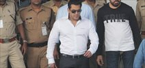 Salman Khan returns from Jodhpur post aquittal in black buck case
