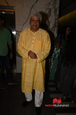 Javed Akhtar Gallery