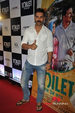 Special screening of Toilet - Ek Prem Katha hosted...