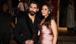 Shahid Kapoor and Mira Rajput at Hello! Hall of Fame Awards 2 - Pictures