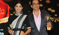 Shilpa Shetty and Sonu sood at Best Iconic Brands Summit
