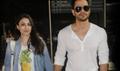 Soha Ali Khan and Kunal Khemu snapped at the airport