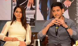 Spyder Hyderabad Press Meet - Pictures