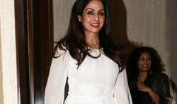 Sridevi grace Manish Malhotra's bash for Vogue International's editor Suzy Menkes - Pictures