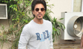 Shah Rukh Khan promotes 'Raees' at Mehboob Studio in Bandra