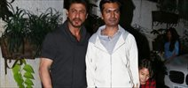 Shah Rukh Khan and Nawazuddin Siddiqui grace 'Raees' first screening