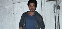 Shah Rukh Khan snapped at 'Raees' promotions