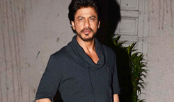 Shah Rukh Khan snapped during 'Raees' promotions - Pictures