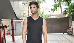Sushant Singh Rajput snapped promoting his film 'Raabta' - Pictures
