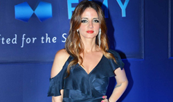 Sussanne Khan and others at 'Chivas Alchemy' bash - Pictures