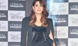 Twinkle Khanna graces the launch of LO'real's new product - Pictures