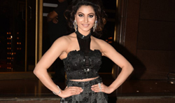 Urvashi Rautela at Hello! Hall of Fame Awards 2 - Pictures