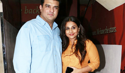 Vidya Balan and many more grace Ok Jaanu special screening at PVR juhu - Pictures