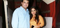Vidya Balan and many more grace Ok Jaanu special screening at PVR juhu