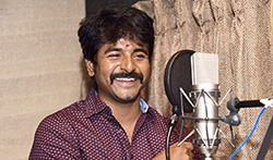 Velaikkaran Movie Dubbing Pooja - Pictures