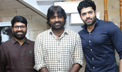 Vijay Sethupathi launches Yaagam Movie Motion Poster - Pictures