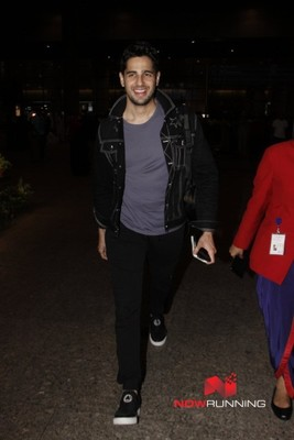 Sidharth Malhotra Pictures