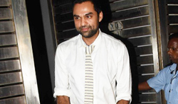 Abhay Deol at Zoya Akhtar bash at her house in Bandra - Pictures