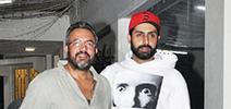 Abhishek Bachchan snapped post Haseena Parkar screening