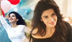 Actress Iswarya Menon Stills - Pictures
