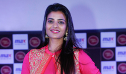 Aishwarya Rajesh launches Max Fashion Festive collection - Pictures