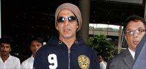 Akshay Kumar, Sushant Singh Rajput, Mira Kapoor snapped at Mumbai's T2 airport