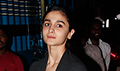 Alia Bhatt snapped post a photoshoot
