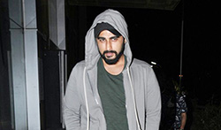 Arjun Kapoor snapped at PVR Juhu - Pictures
