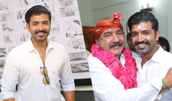 Arun Vijay New Film Launch - Pictures