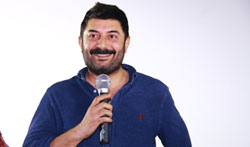 Actor Arvind Swami at Kamala Cinemas for Bogan Success Celebration - Pictures