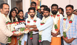 Ayangran Movie Pooja - Pictures