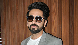 Ayushmann Khurrana hosts a lunch session with media photographers - Pictures