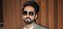 Ayushmann Khurrana hosts a lunch session with media photographers