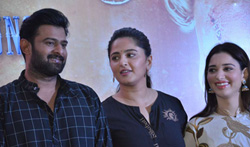 Baahubali Movie Audio Launch and Press Meet - Pictures