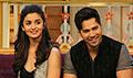 Varun, Alia promote Badrinath Ki Dulhania on The Kapil Sharma Show