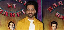 Ayushmann Khurrana, Nitesh Tiwari, Ashwiny Iyer Tiwari and others attend Bareilly Ki Barfi trailer launch