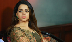 Bhavana Latest Press Meet - Pictures